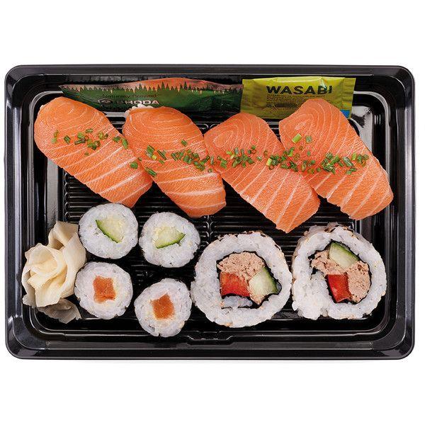 Wholesale retail fresh Japanese sushi boxes bento packs