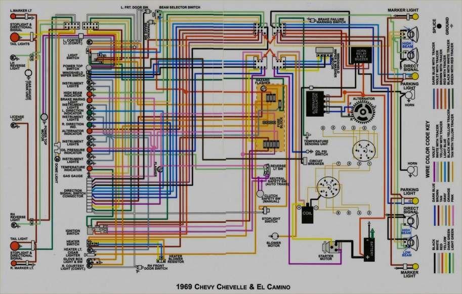 1970 C10 Wiring Diagram