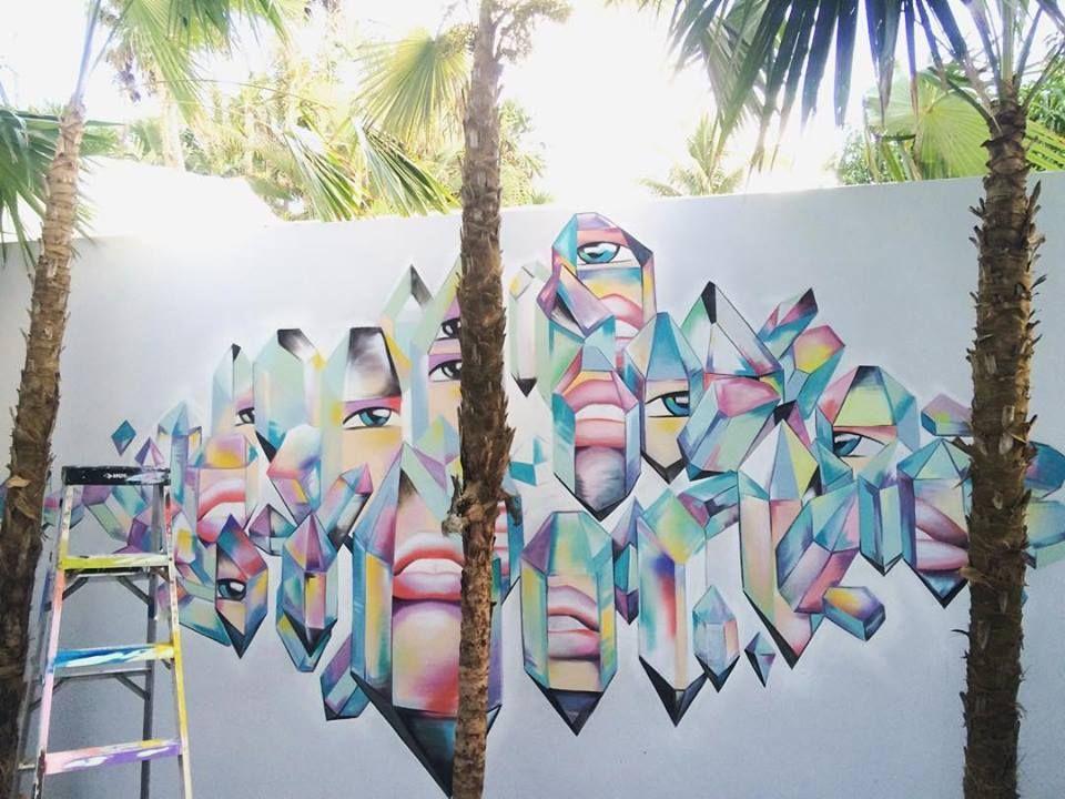 KAZILLA _ Outdoor _ Miami, USA