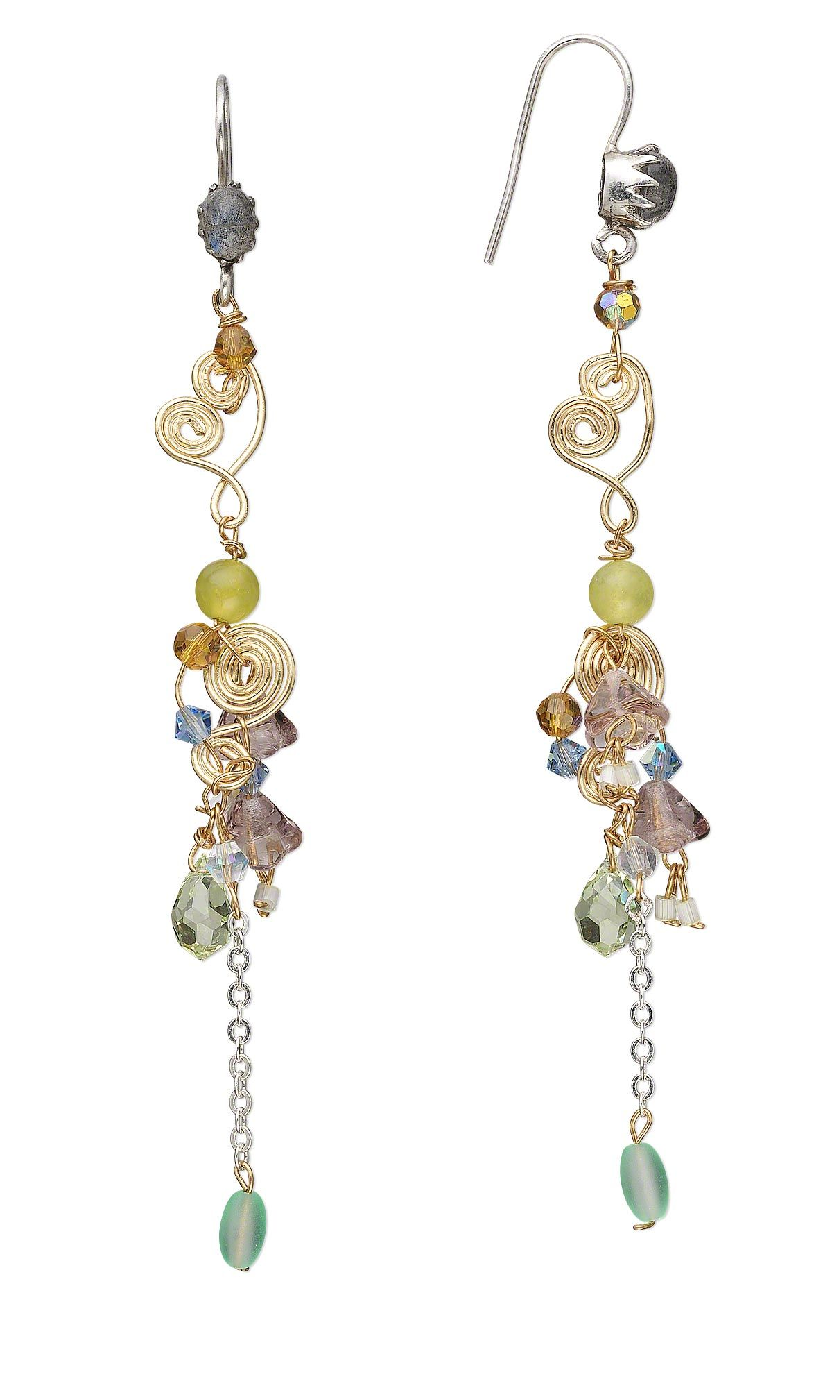 Pin on Earring Designs and Projects