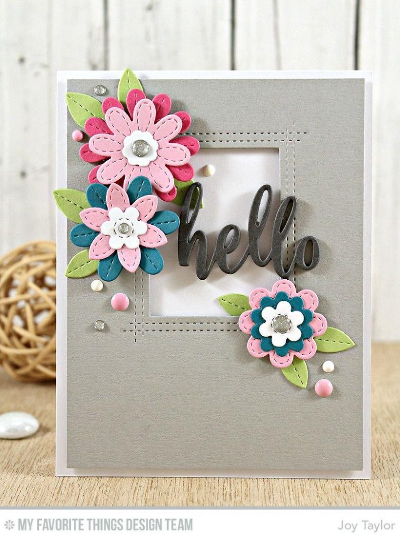 Joy Taylor-Card Kit Release-September
