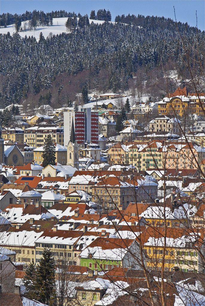 La Chaux-de-Fonds, Neuchâtel, Switzerland