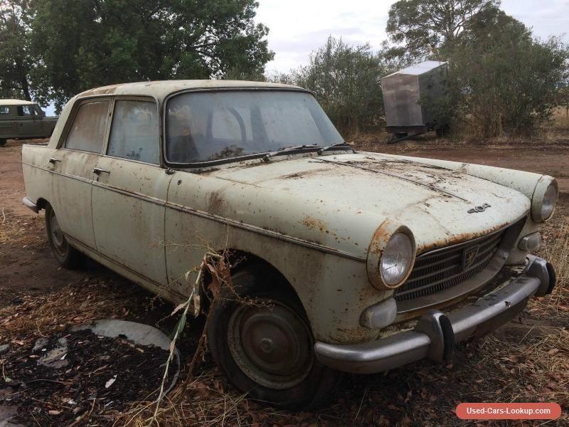 1964 Peugeot 404 Peugeot 404 Forsale Australia Cars