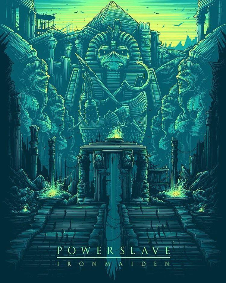 musica powerslave