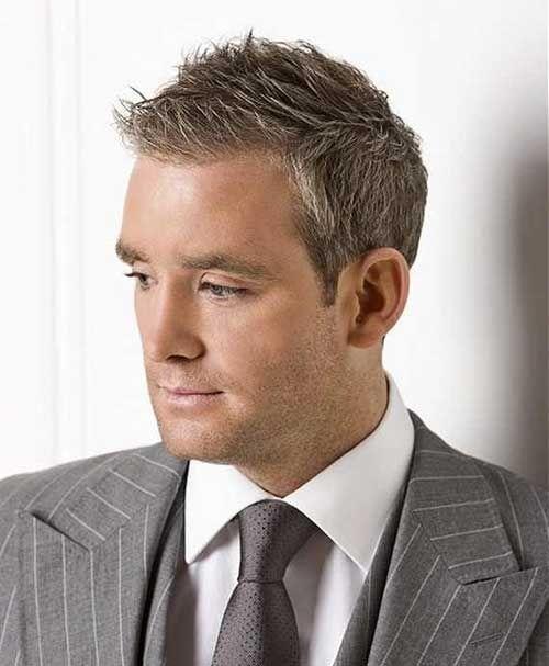 Decent Hairdo for Older Men | Hairstyles | Pinterest | Men ...