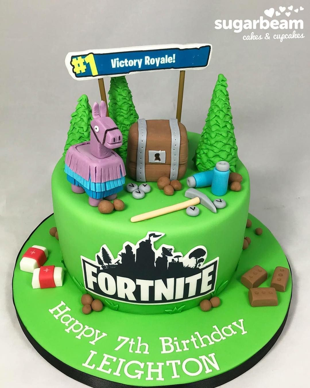 20 Fortnite Cake Ideas For An Epic Birthday Party In 2020