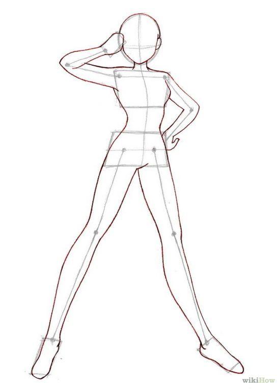 Animestepbystepdrawingbody how to draw anime bodies step by animestepbystepdrawingbody how to draw anime ccuart Images