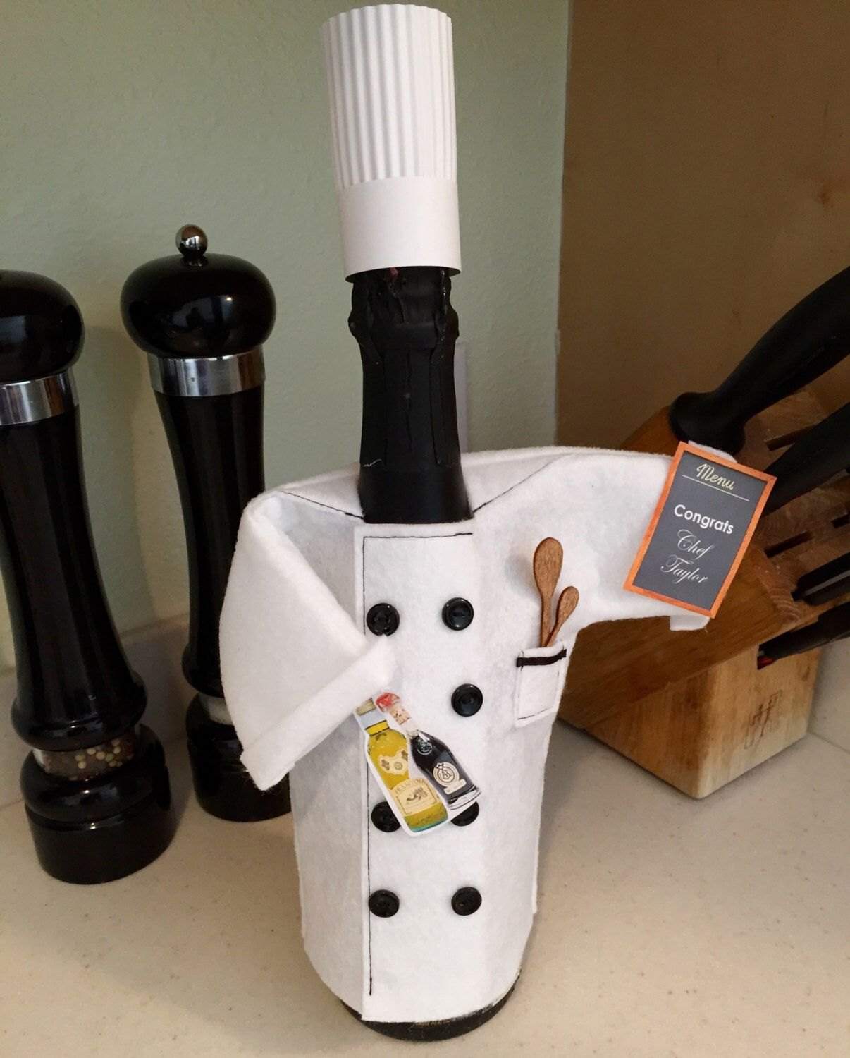 a personal favorite from my etsy shop httpswwwetsycom grad giftsdiy giftschef - Best Gift For A Chef