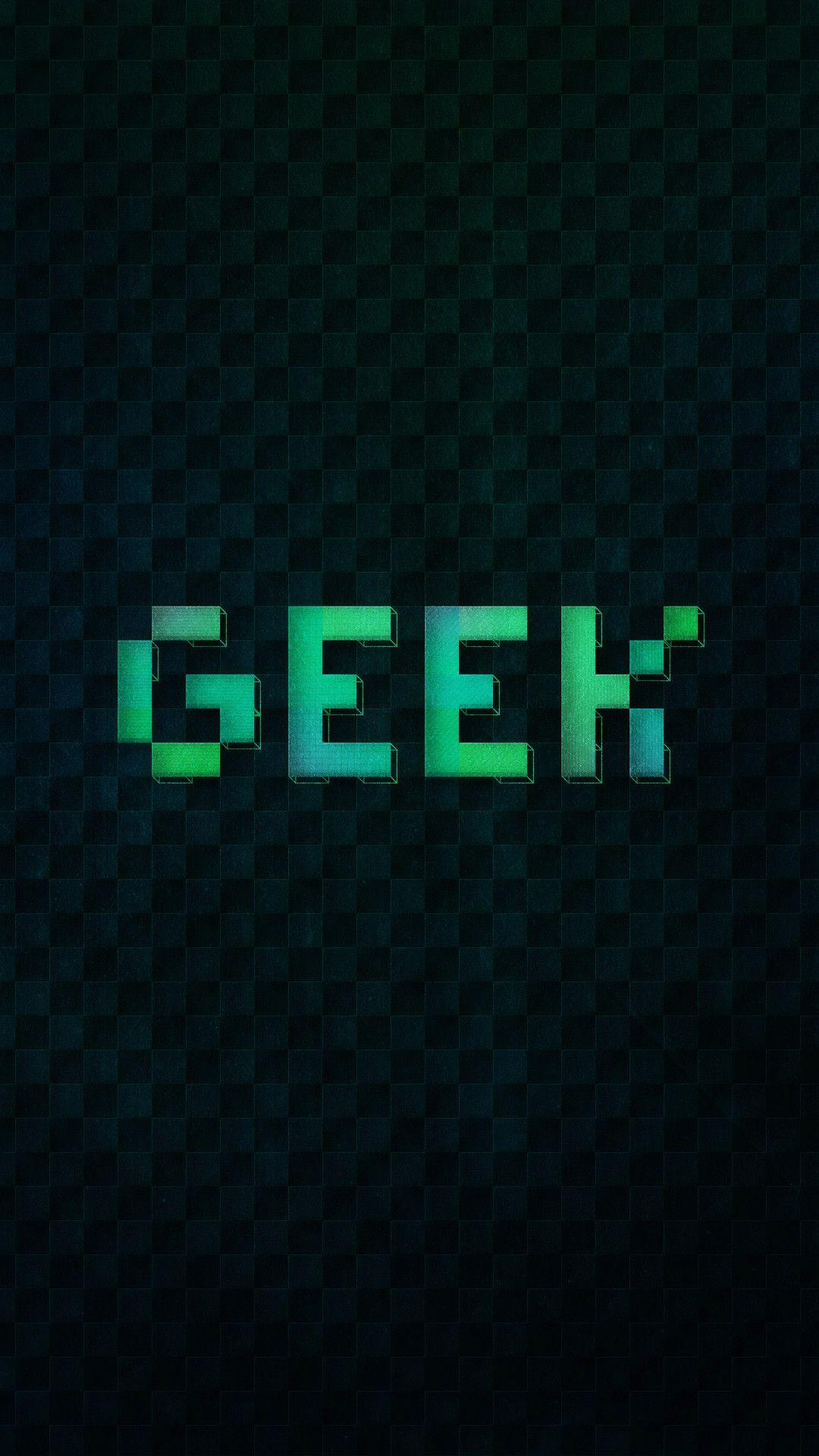 Geek Mobile Wallpaper (iPhone, Android, Samsung, Pixel