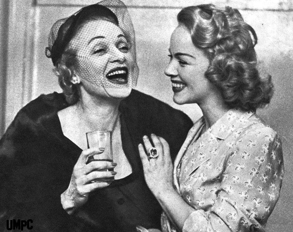 Tochter Marlene Dietrich