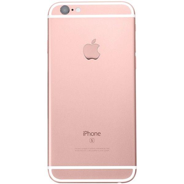 8ca1f180ce9 Iphone 6s Plus 64gb Oro Rosa Libre De Fábrica Sellado ❤ liked on Polyvore  featuring accessories, tech accessories and iphone smartphone