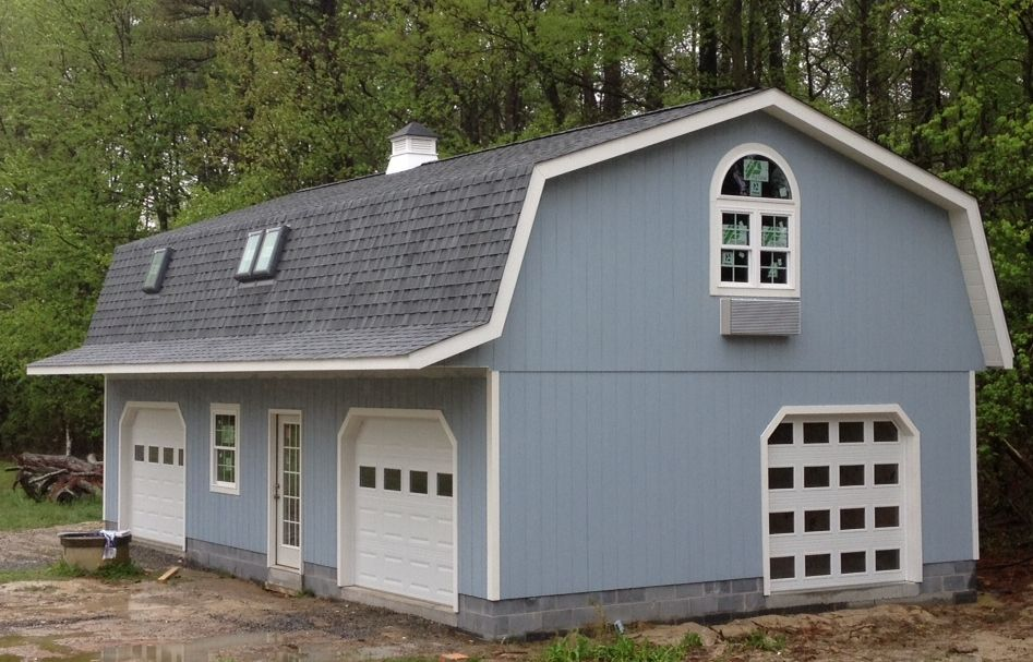 Best Your Garage Solution Delivery Installation Roof 400 x 300
