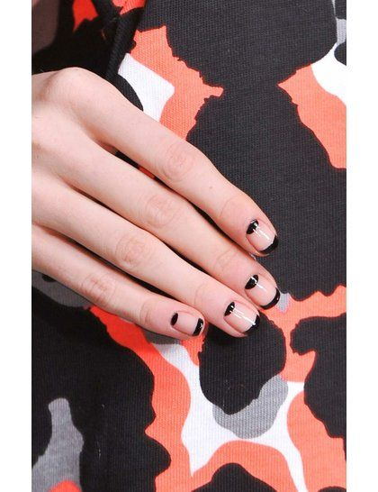 Spring / Summer 2014 Nails, ELLEuk.com
