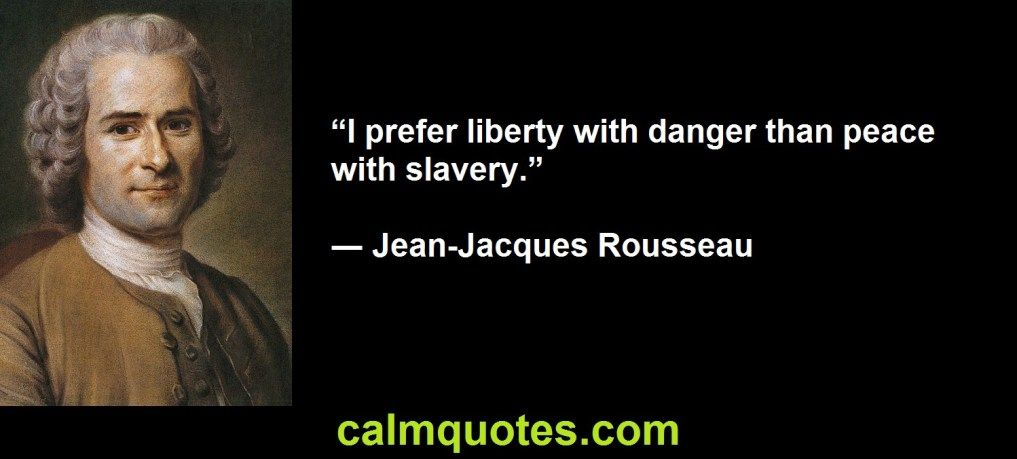 Inspirational Jean Jacques Rousseau Human Nature Quotes