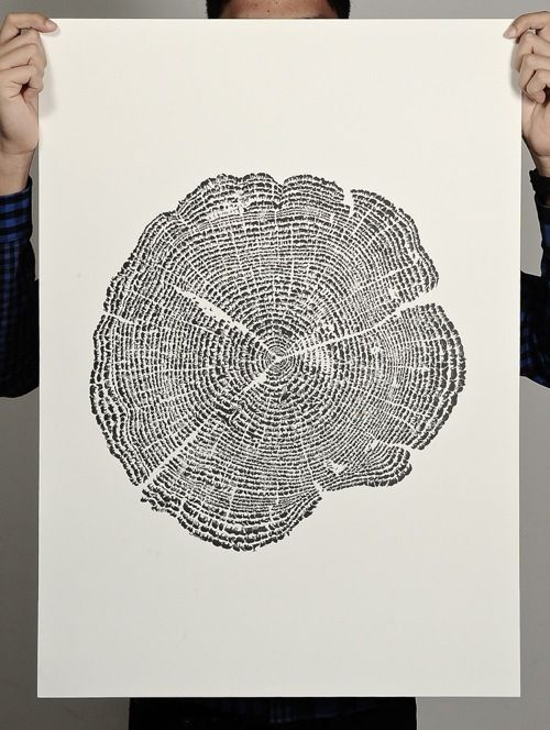 AMAZING poster. Tree of Life made of tiny animals. $45