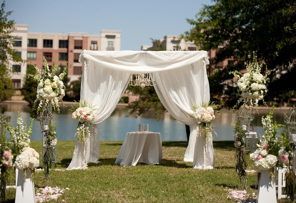 Wedding event background  Chuppah by Nicole Smedley Event Designs eventdesignsbynicole
