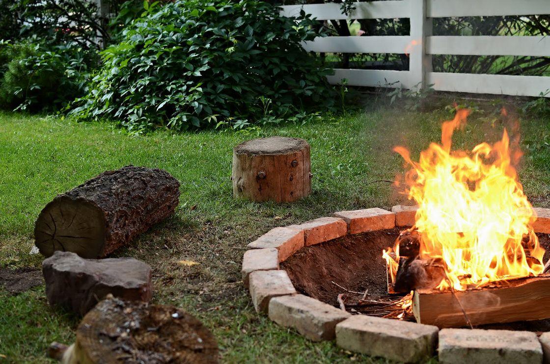 Fire Pits Ideas. Finest Backyard Fire Pits Fire Pits Stone Amp ...