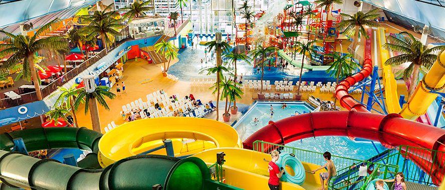 Waterparks Natarepools Wavepools Architecture Design Niagara