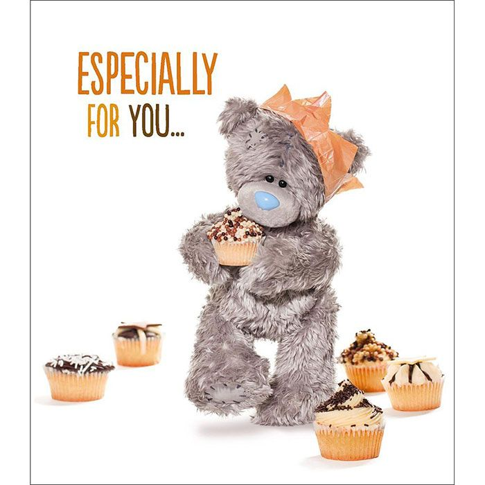 Especially For You Me To You Bear Birthday Card 189 New Bits