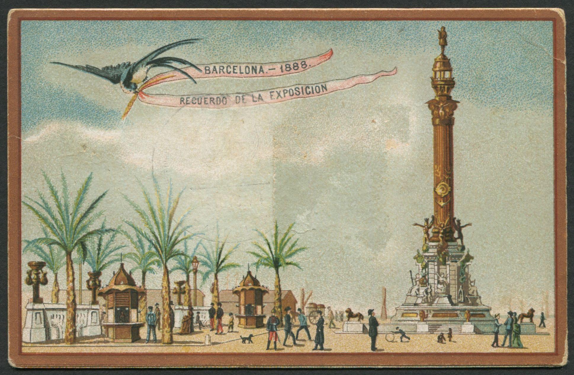 1888 Barcelona Universal Exposition