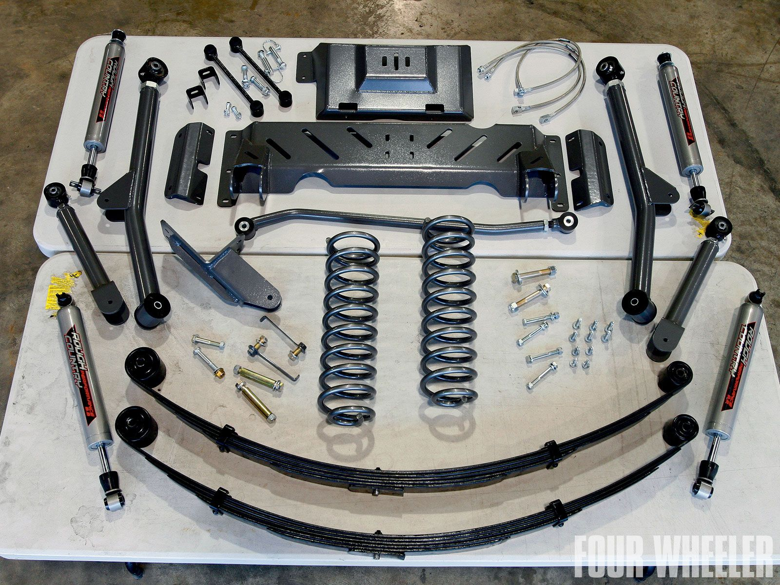 Jeep Cherokee Xj Rough Country Long Arm Suspension Kit Jeep Cherokee Xj Jeep Cherokee Jeep Zj