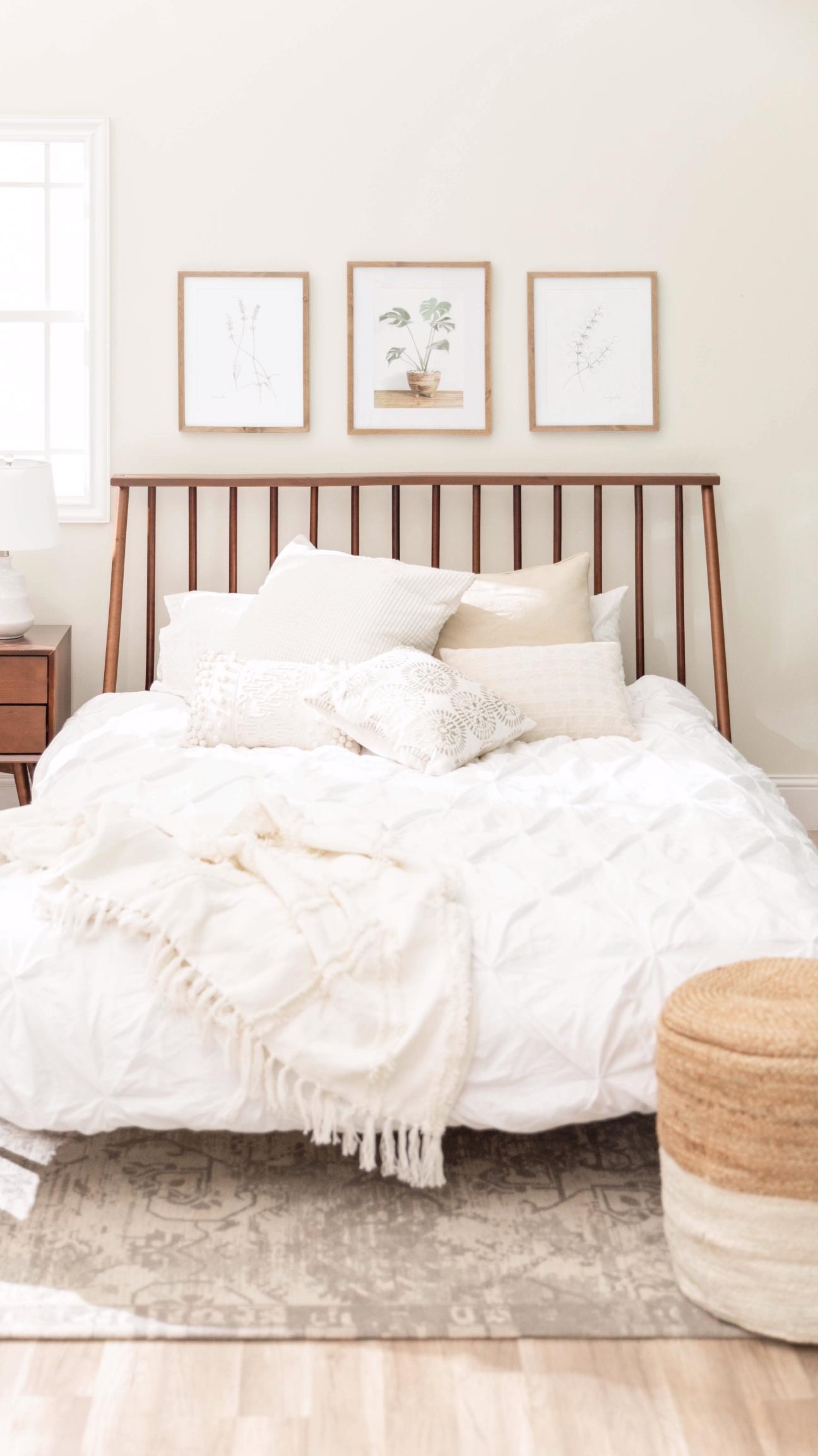 Photo of Decorare il muro sopra il letto è così difficile, ma speriamo che questi quattro differiscano …