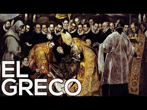El Greco A collection of 218 paintings (HD) YouTube