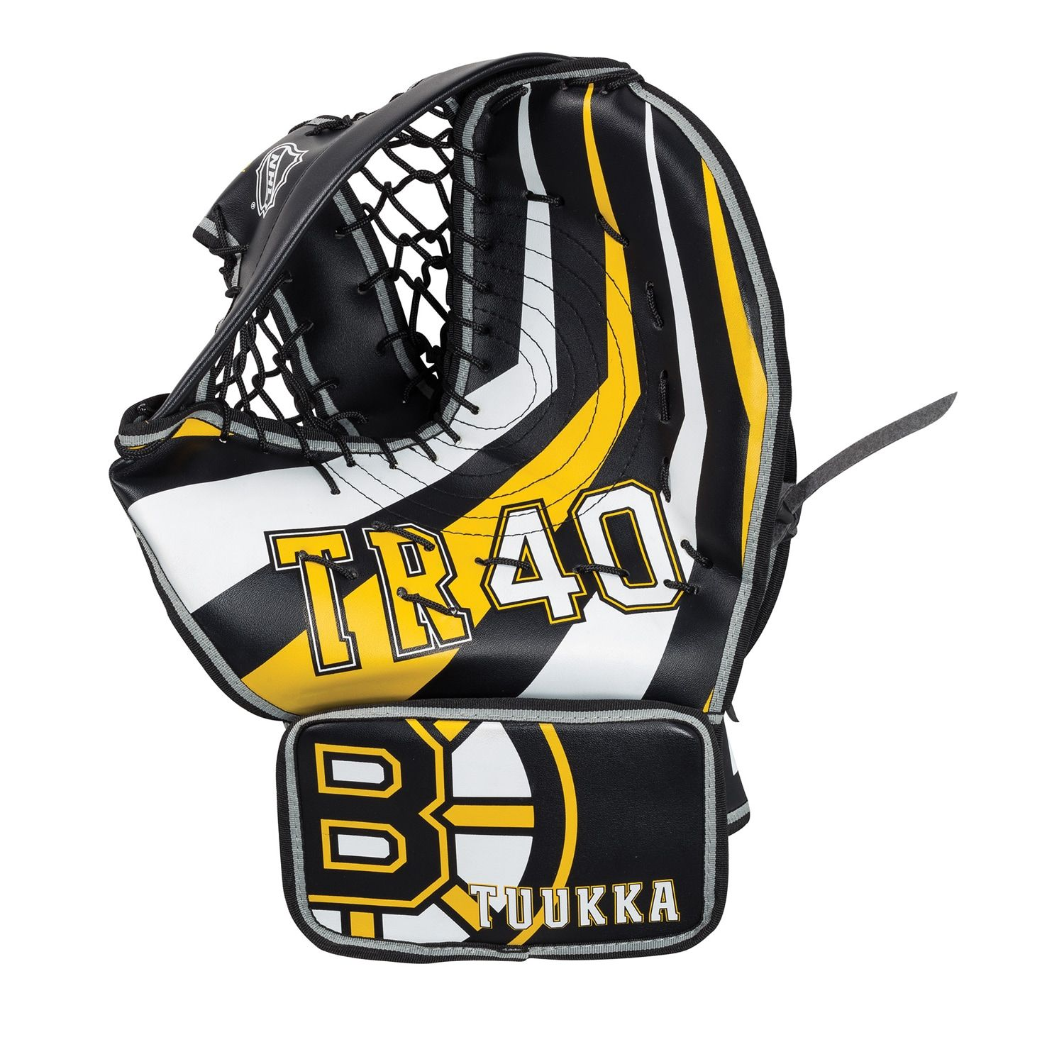 Franklin Youth Tuukka Rask Street Hockey Goalie Equipment Set Tuukka Rask Franklin Youth Franklin Sports Hockey Goalie Equipment Street Hockey