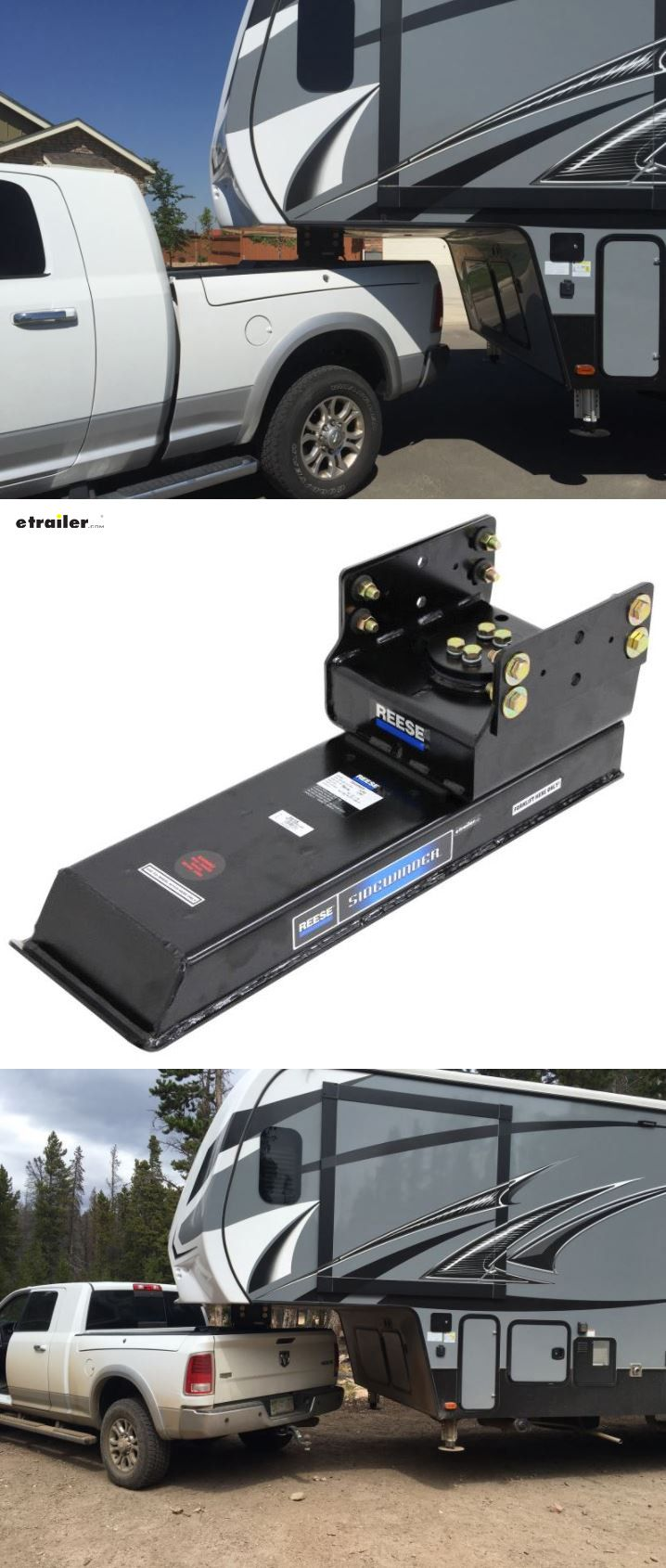 It Is Now Possible To Turn Your Short Bed Truck 90 Degrees Without Having To Worry That Your Trailer Will Col Fifth Wheel Hitch Fifth Wheel Campers Fifth Wheel