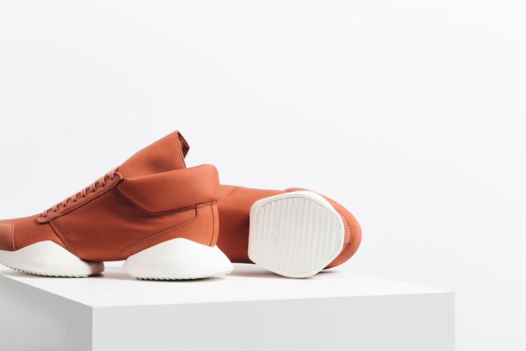 c5b997bdc66e Following up the tonal black and white iterations of the adidas x Rick Owens  Tech Runner