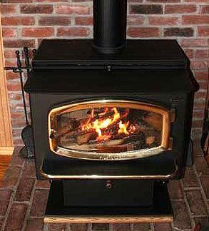 Superb How To Clean Wood Stove Glass Or Fireplace Glass