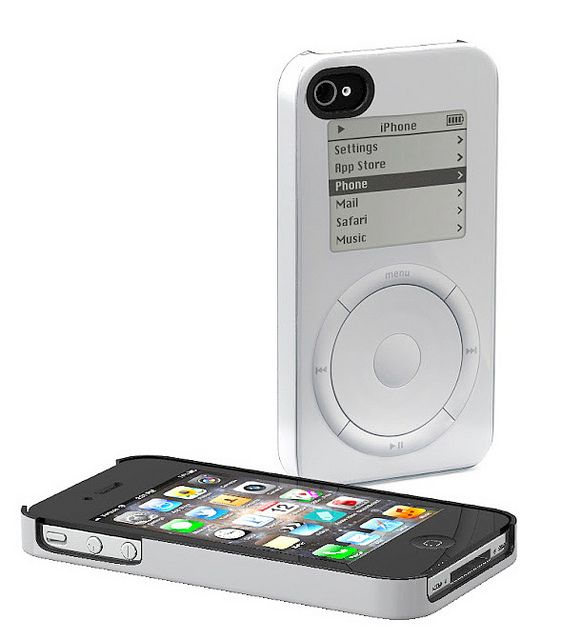 Apple iPhone 4//4s//iOS 5 Case Back To The Future