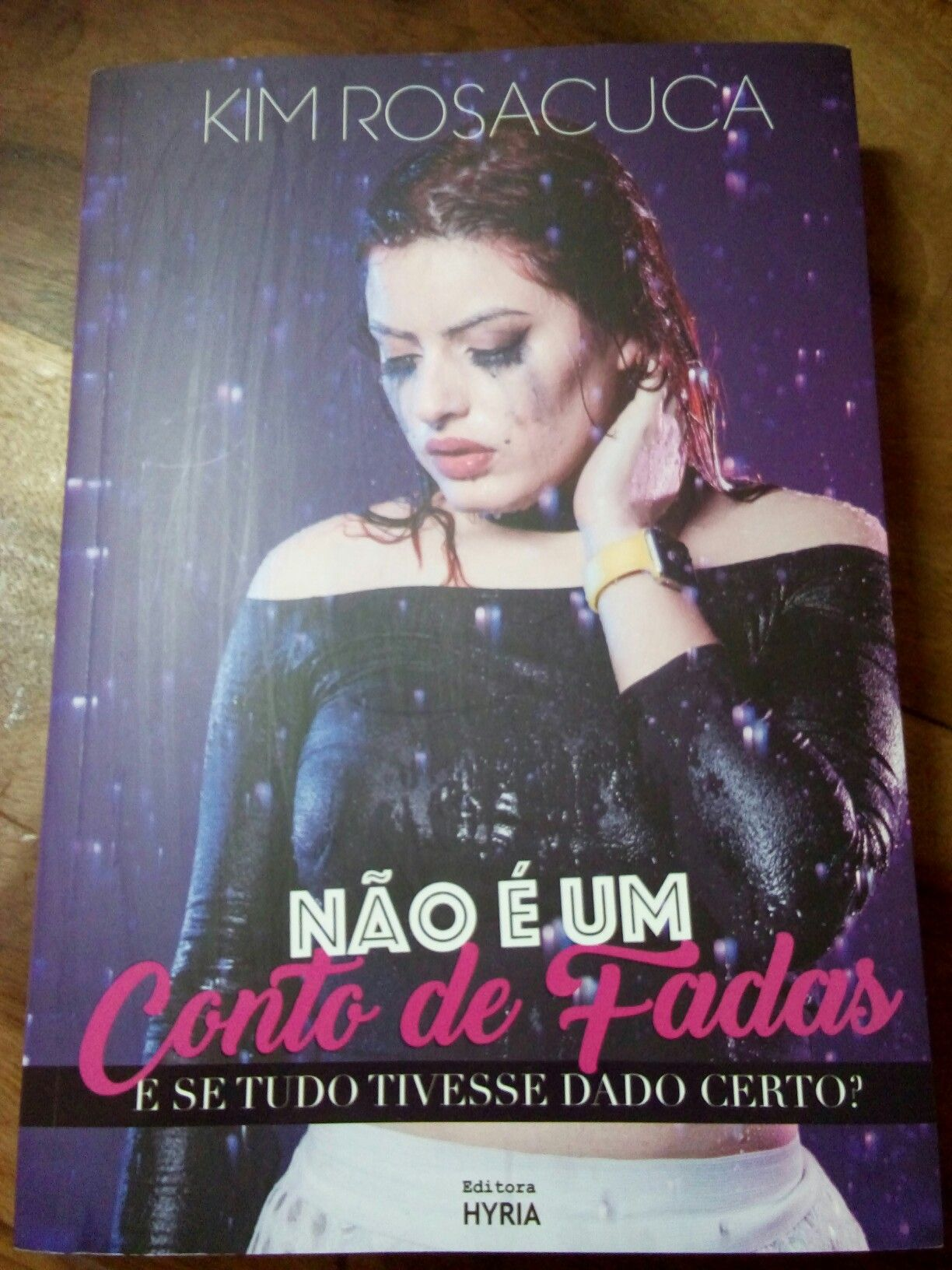 abb96e016ae70 Livro da Kim Rosacuca   livros   Pinterest   Books, Youtubers e Good ...