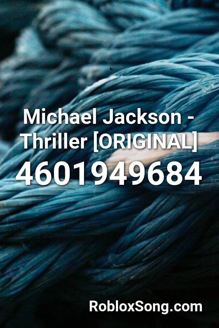 roblox michael jackson song id