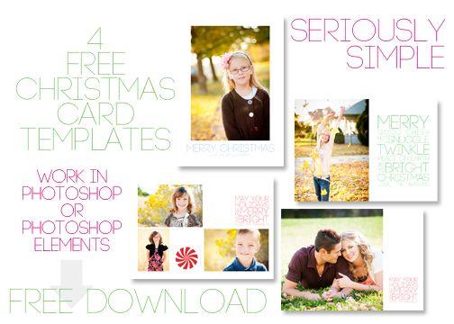 Pin By Mom On Holiday Christmas Christmas Cards Free Christmas Card Template Christmas Card Templates Free