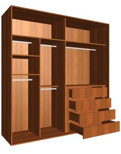 Programa para crear y desglosar muebles cocina y closet for Programa para disenar closets online
