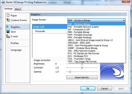 Raster Xchange Screenshot 2 Pdfxchange Pdfxchangepro