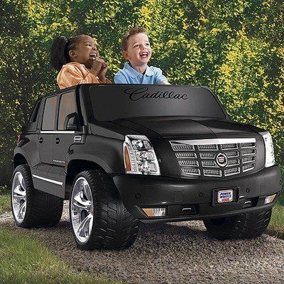 Power Wheels Cadillac Escalade >> Pin On Benny S Stuff