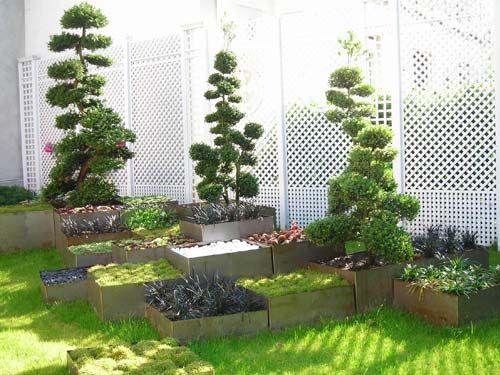 Idée pour jardin en terrasse à la place d\'un enrochement | JARDIN ...