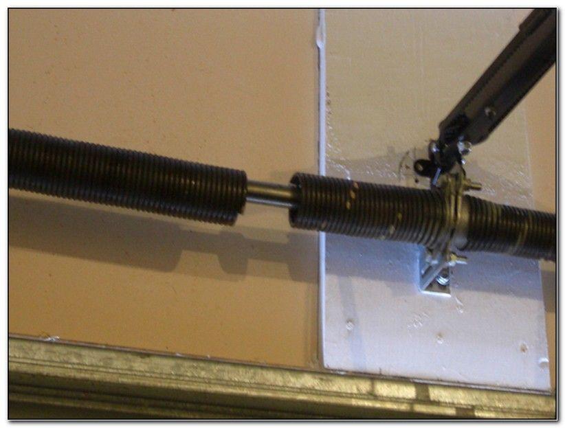 Broken Garage Door Springs Repair Anco Ovehead Door Intended For Garage Door Torsion Spr Garage Door Spring Repair Garage Door Springs Precision Garage Doors