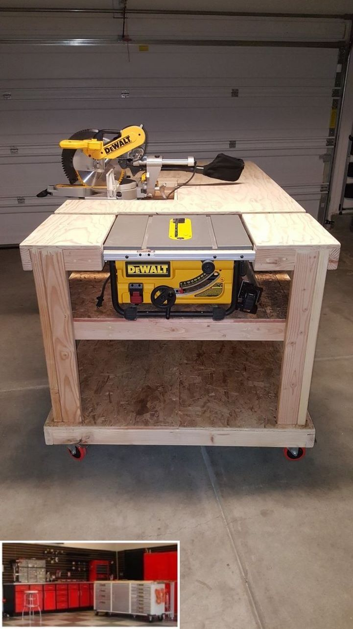 Garage Workbench Designs Free And Garage Workbench With Tv