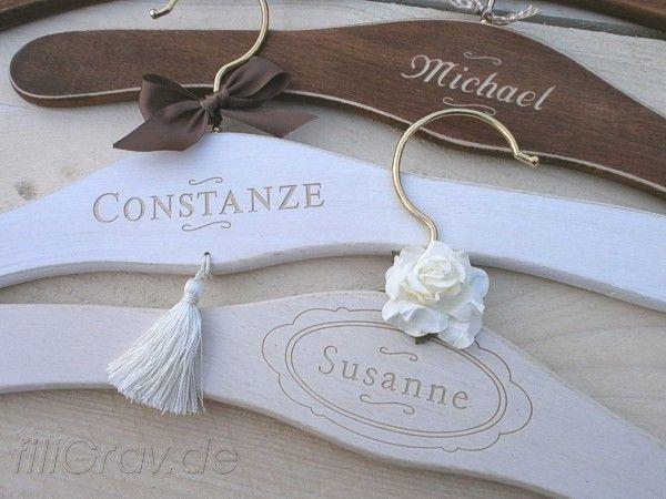Personalisierte Kleiderbügel Als Brautjungern Geschenke