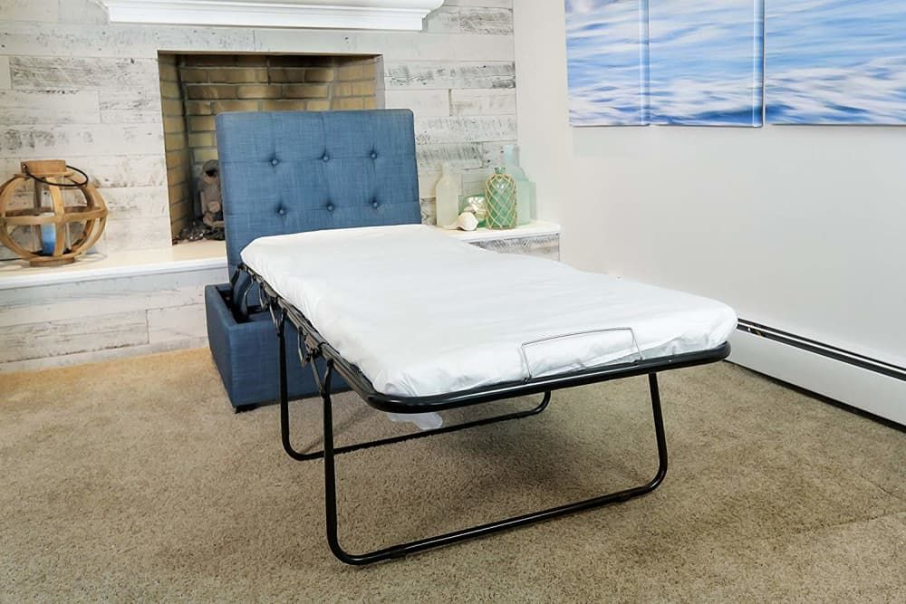 Forget Sofa Beds This Ottoman Bed Is Under 200 And Takes