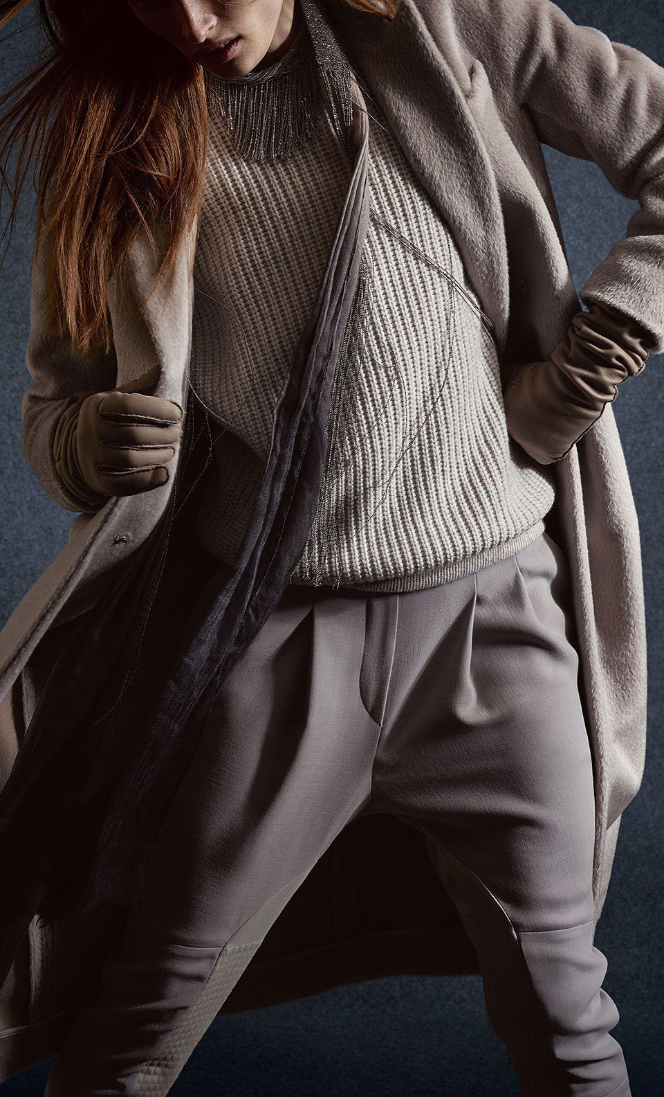 Maglia Scollo V Donna - Brunello Cucinelli Online Boutique ...