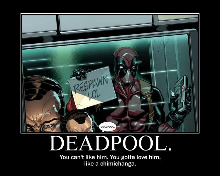 Deadpool. by Iamffy.deviantart.com on @deviantART