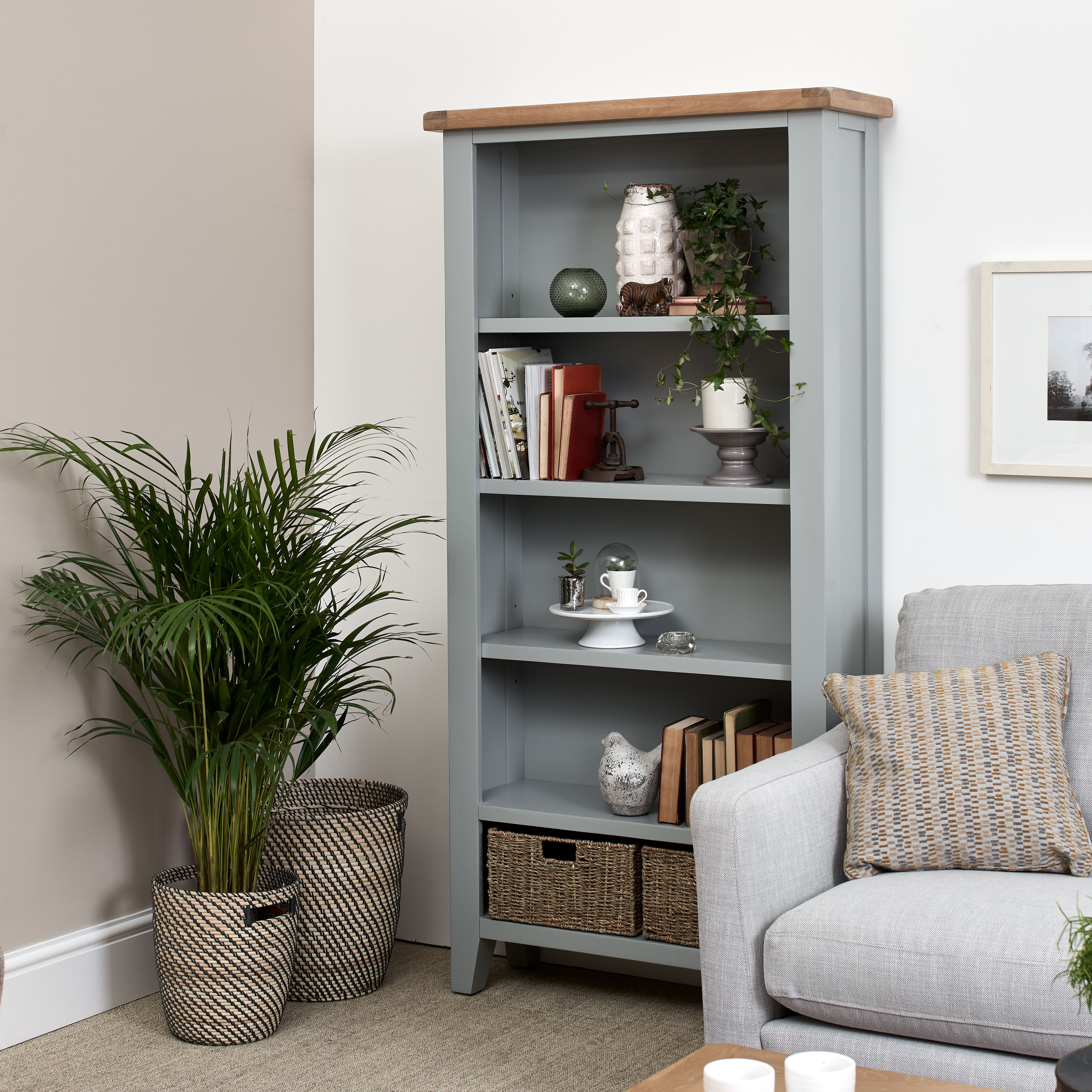 A home without a bookcase is like an unfinished novel your elegant