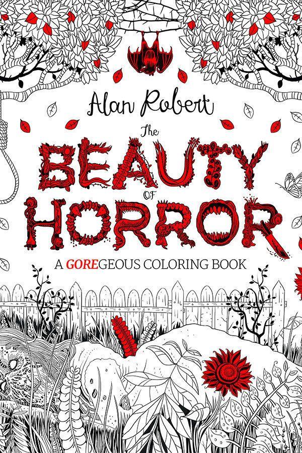 18 Divertidos libros para colorear que te ayudarán a relajar ...