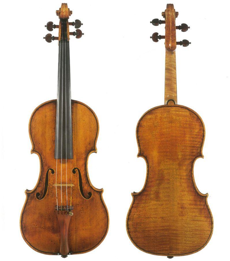 """Guarneri del Gesù """"Vieuxtemps"""" 1741"""