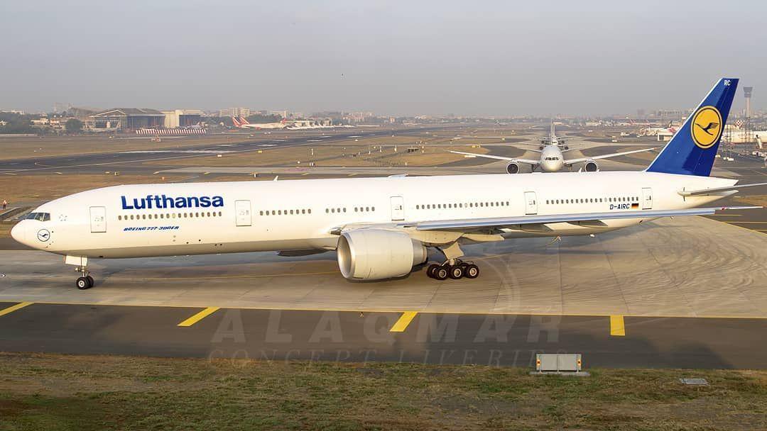 "CONCEPT LIVERIES di Instagram ""Lufthansa Boeing 777-300ER ..."