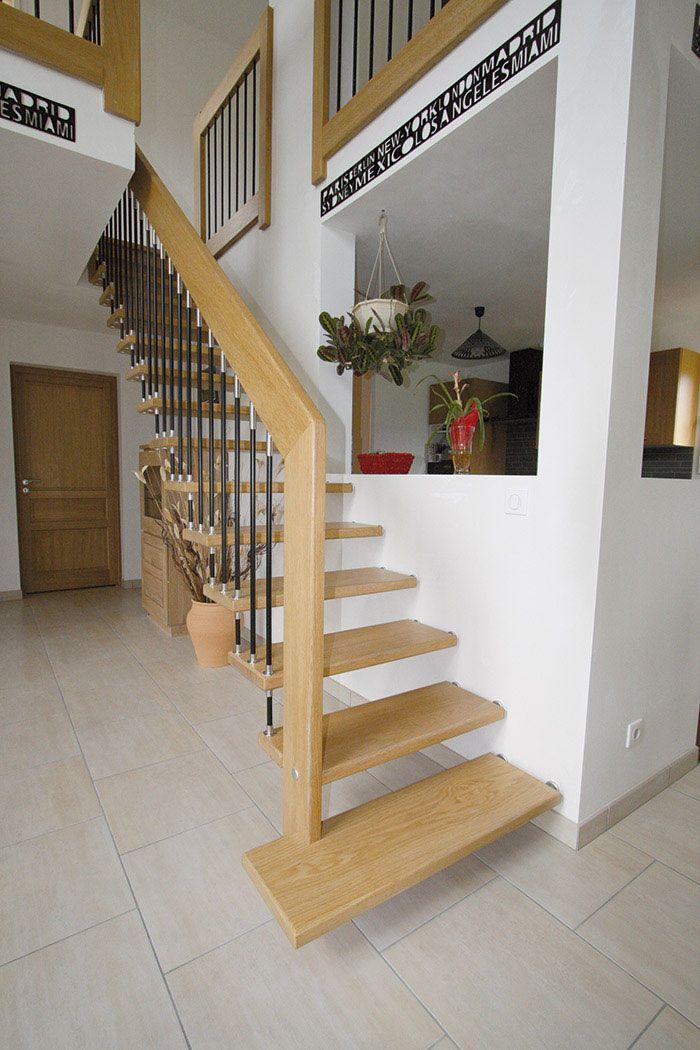 Escalier Moderne Ile Rena Suspendu Escalierspotier Idees